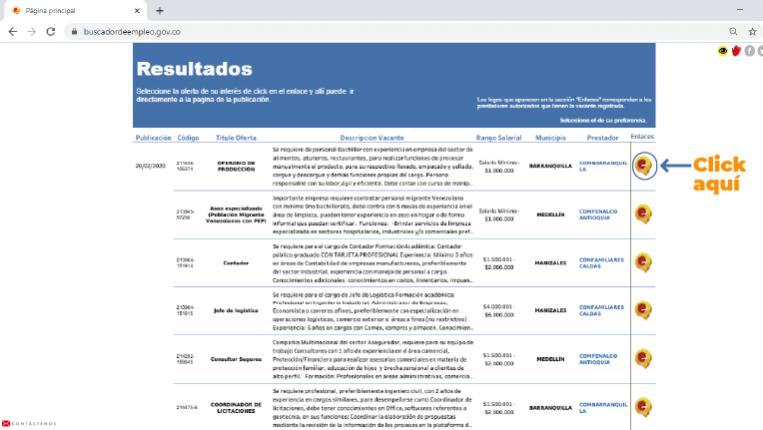 Portal Empleo