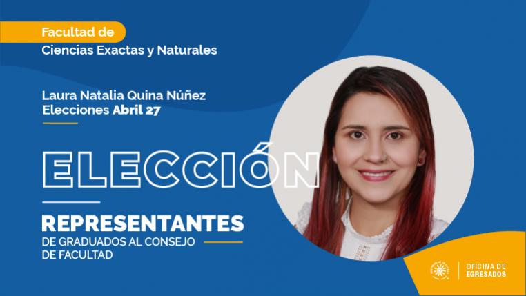 Laura Natalia Quina