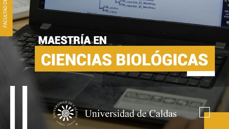 Maestría en Ciencias Biológicas